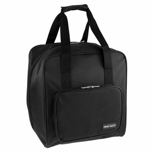 Luxury Overlocker Bag - Black