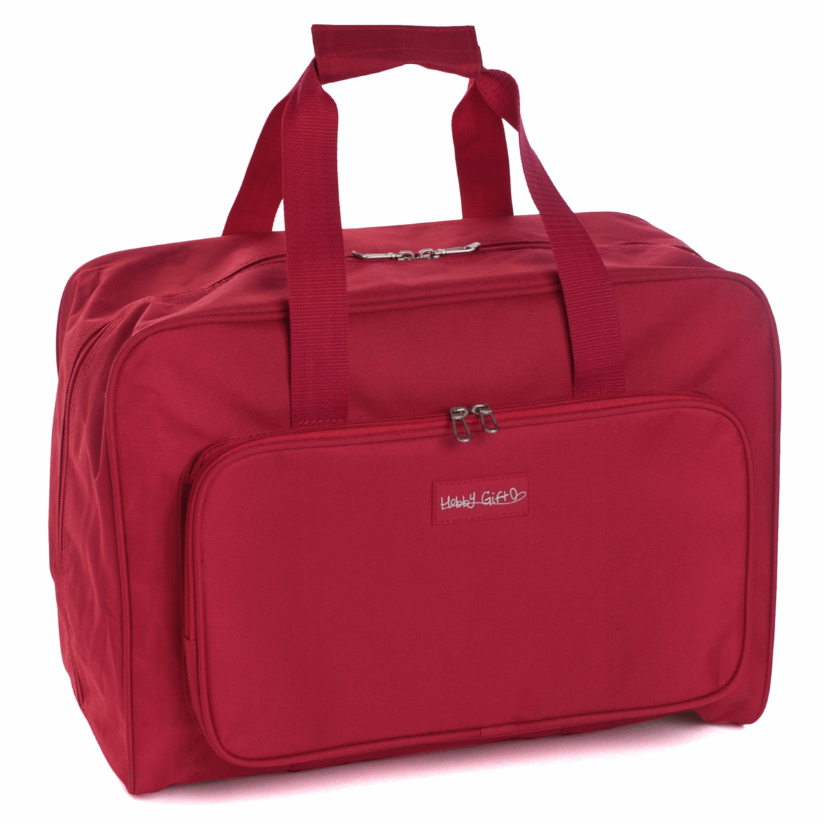 Luxury Sewing Machine Bag - Red