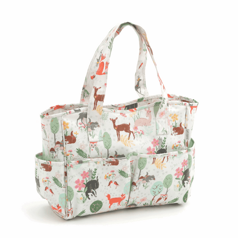 Woodland Craft Bag - Matt PVC