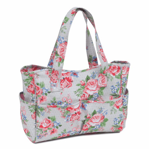 Rose Craft Bag - Matt PVC