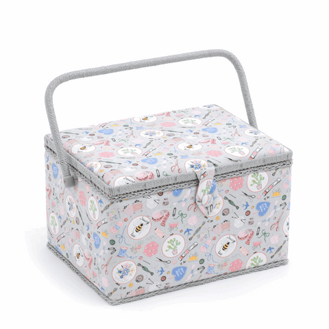 Homemade Sewing Box - Large
