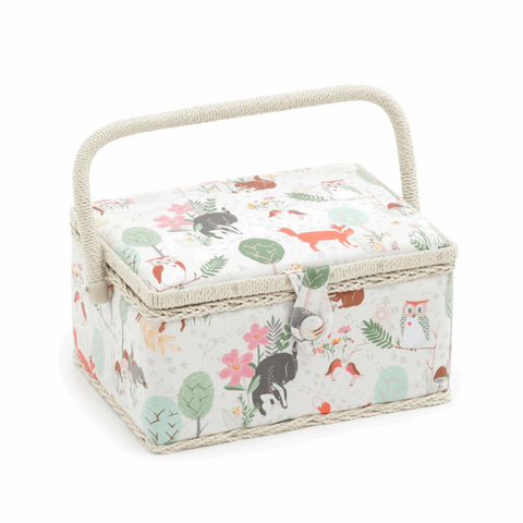 Woodland Sewing Box - Medium