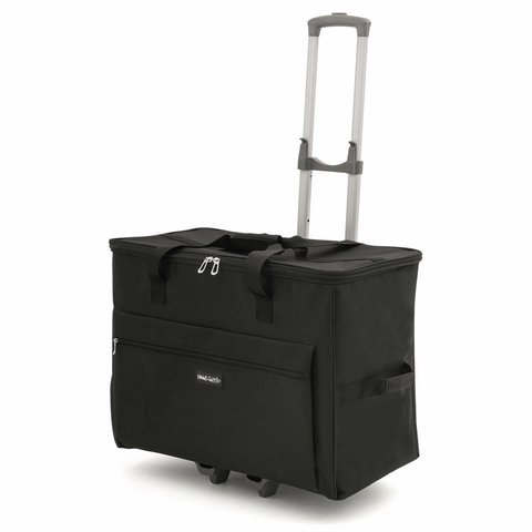 Sewing Machine Trolley Bag Black (large)