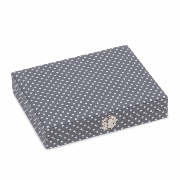 Thread Spool Storage Box (Grey Spot)