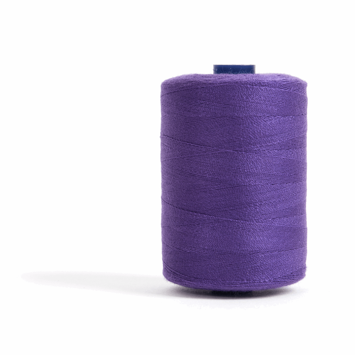 Thread 1000m Extra Large - Purple - for Sewing and Overlocking