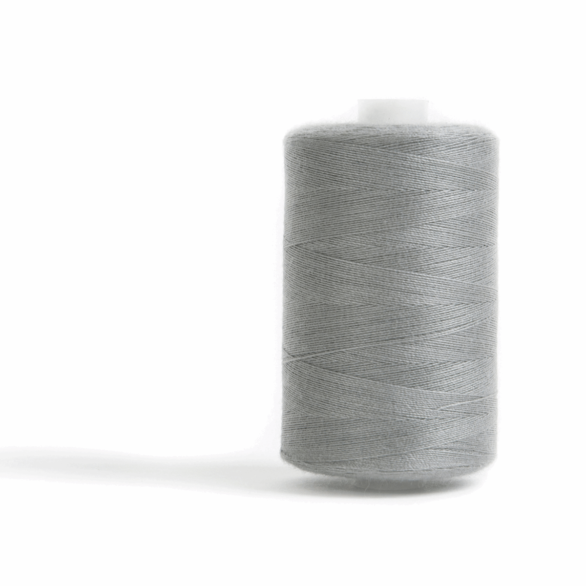 Thread 1000m Extra Large - Mid Grey - for Sewing and Overlocking
