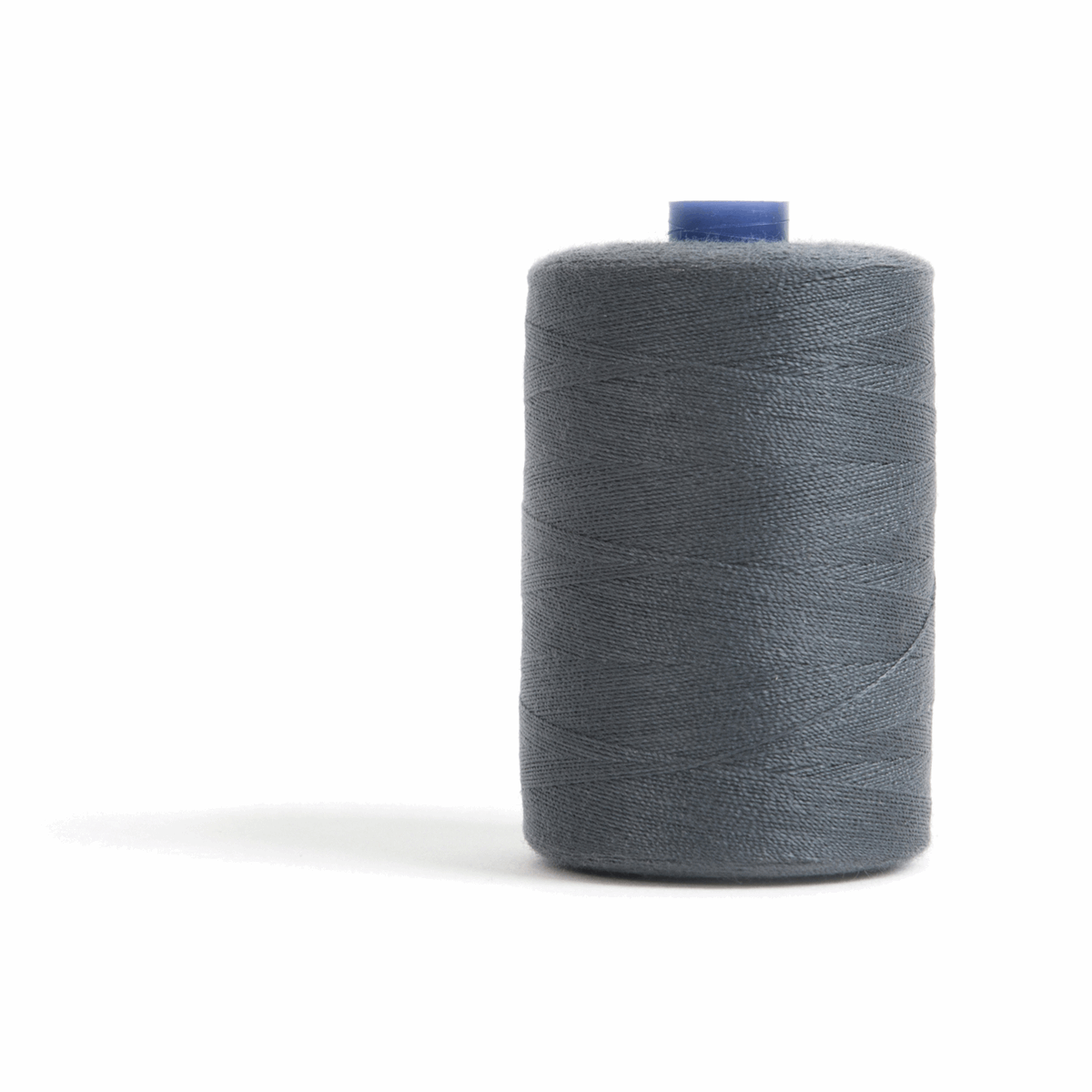 Thread 1000m Extra Large - Dark Grey - for Sewing and Overlocking