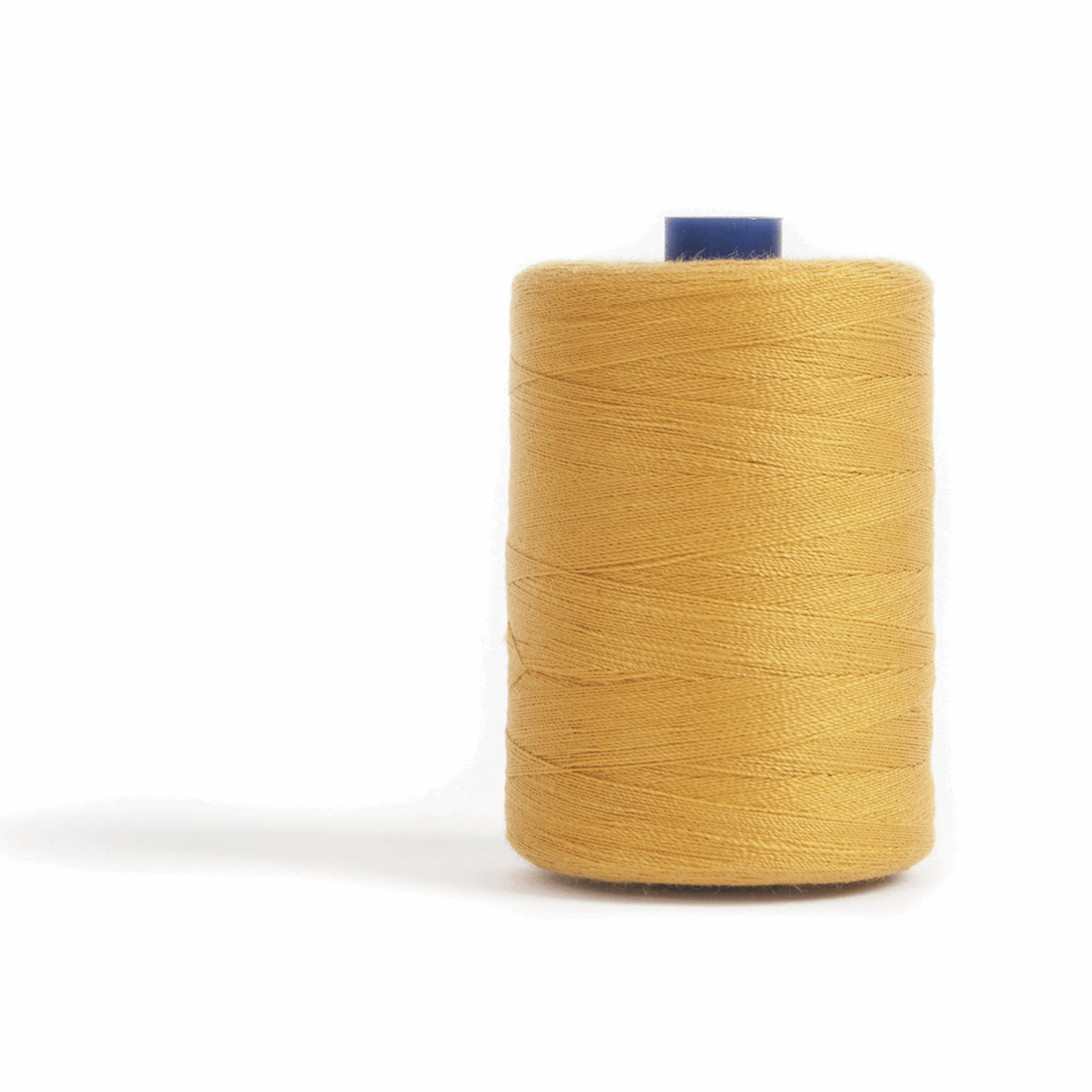 Thread 1000m Extra Large - Old Gold - for Sewing and Overlocking