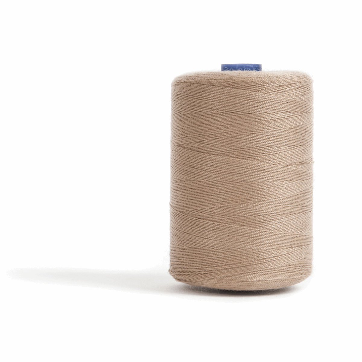 Thread 1000m Extra Large - Fawn - for Sewing and Overlocking