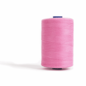 Thread 1000m Extra Large - Rose Pink - for Sewing and Overlocking