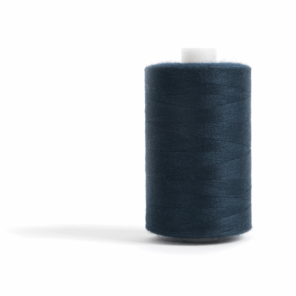 Thread 1000m Extra Large - Dark Navy - for Sewing and Overlocking