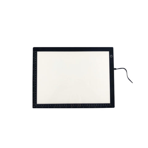 Native Lighting - A4 Lightbox (ultraslim with ruler)