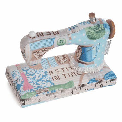Pincushion - Make Do & Mend Sewing Machine