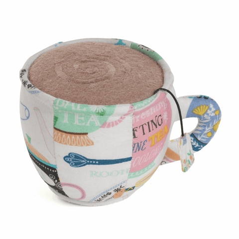 Pincushion - Time for Tea Teacup