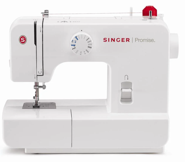 Singer Promise Class 14 Sewing Machine  * Heavy duty metal frame * Latest 2020 model, portable, can sew silk to denim (1 in stock at our Hertfordshire Outlet)