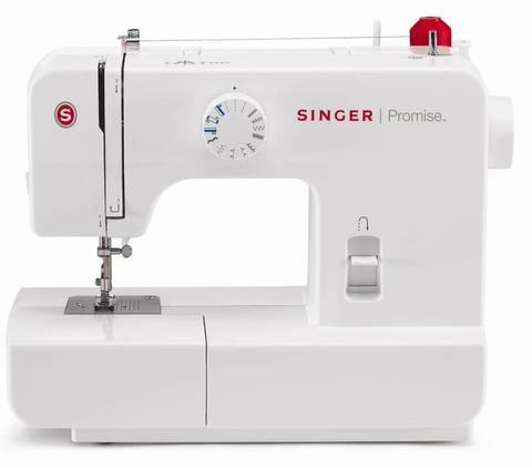 Singer Promise Class 14 Sewing Machine  * Heavy duty metal frame * Latest 2020 model, portable, can sew silk to denim