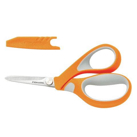 Fiskars Scissors - Dressmaking Shears - RazorEdge - Softgrip - 13cm/5.12in