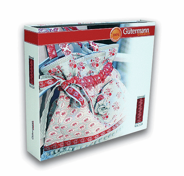 Gutermann Ultimate Sewing Thread Album Sew-All 42 x 100m Assorted