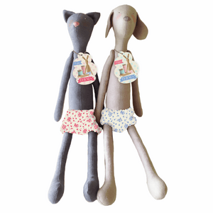 Tilda Dog Harvest Friends - 48cm (Ready-made)