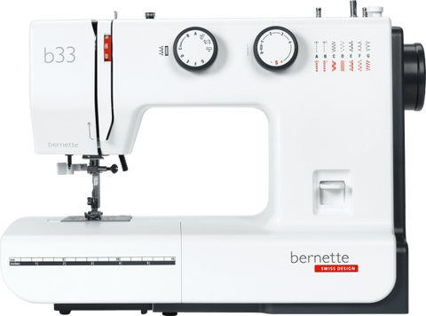 bernette by BERNINA b33 Sewing Machine - Ex Display (in stock at our Hemel Hempstead Outlet)