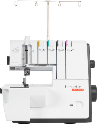 bernette by BERNINA Coverstitch b42 Heavy Duty Pro Series Machine