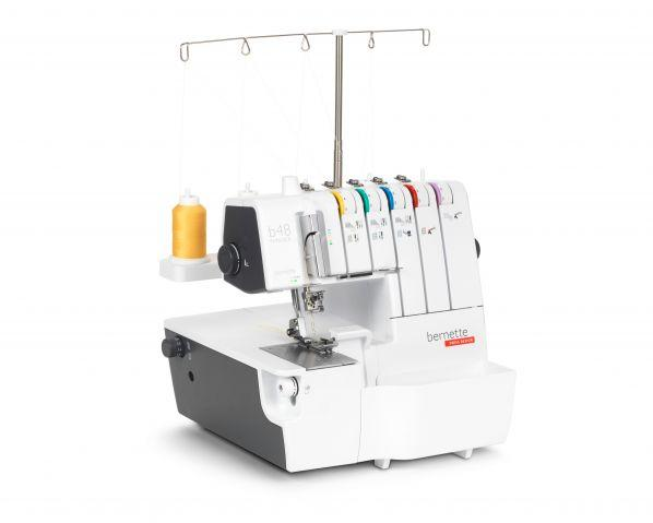 bernette by BERNINA Funlock b48 Pro Series Combination Overlocker and Coverstitch Machine - Preorder for January (please allow 5 to 10 working days for this item to be delivered)