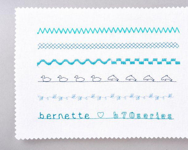 bernette by BERNINA B79 Sewing & Embroidery Machine with FREE Bernina Toolbox Software - Ex Display