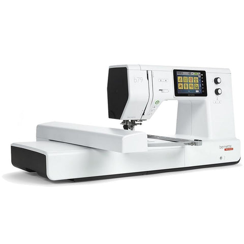 bernette by BERNINA B79 Sewing & Embroidery Machine with FREE Bernina Toolbox Software