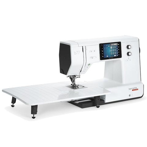"Bernette by BERNINA B77 9"" Long arm Sewing & Quilting Machine"