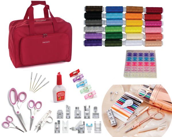 Ultimate Sewing Gift Bundle worth £169.40 - Exclusive to Singer Outlet - limited stock left on this Christmas Sale offer (2020 version)