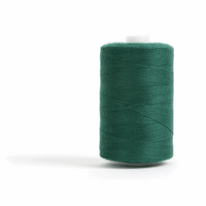 Thread 1000m Extra Large - Bottle Green - for Sewing and Overlocking