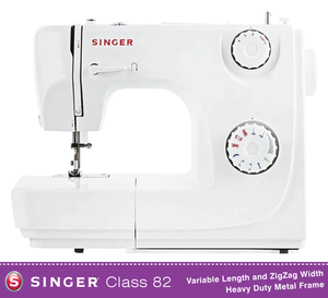 Singer Class 82 * Heavy duty metal frame * Portable, can sew silk to denim - Preorder to secure yours today, item due in January 2021