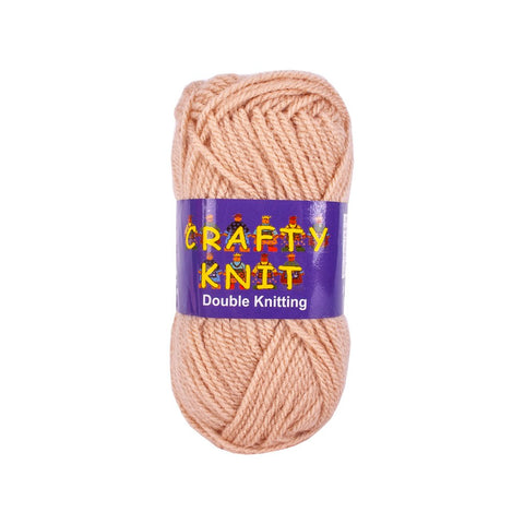 Essential Knitting Yarn - Beige (Shade 383)