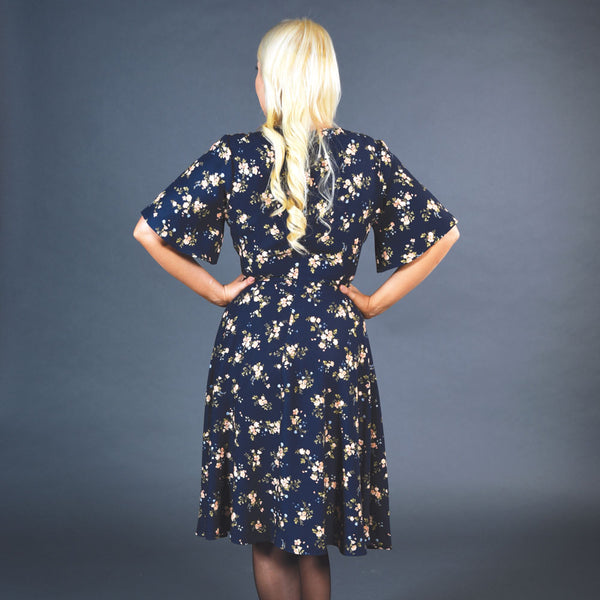 Sewing Pattern - The Olivia Dress by The Pattern Preacher