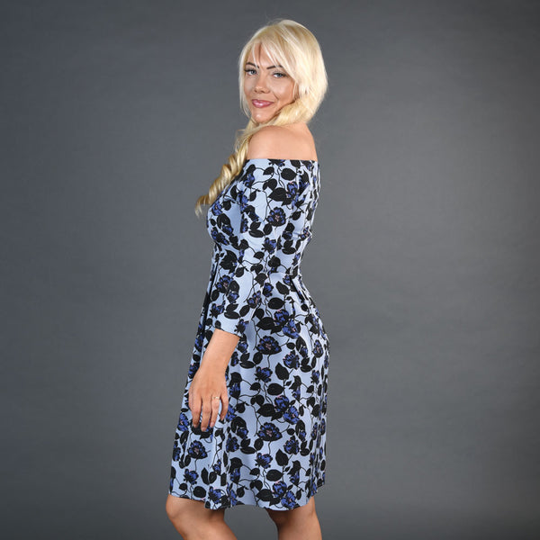 Sewing Pattern - The Gabbie Dress by The Pattern Preacher