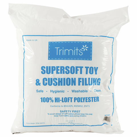 Toy Filling / Stuffing 500g