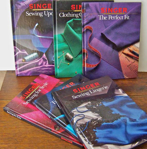 *** Free 2nd gift with machine purchases today *** Singer Sewing Reference Library Hardback Sewing Book - Max 1 per order