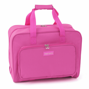 Luxury Sewing Machine Bag - Pink