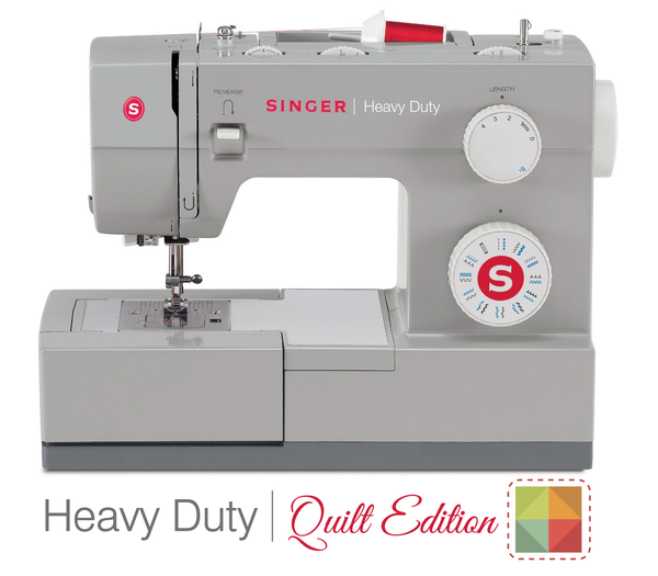Singer Heavy Duty 4423 Bundle with Extension Table and Even Feed Walking Foot - Preorder for November Delivery