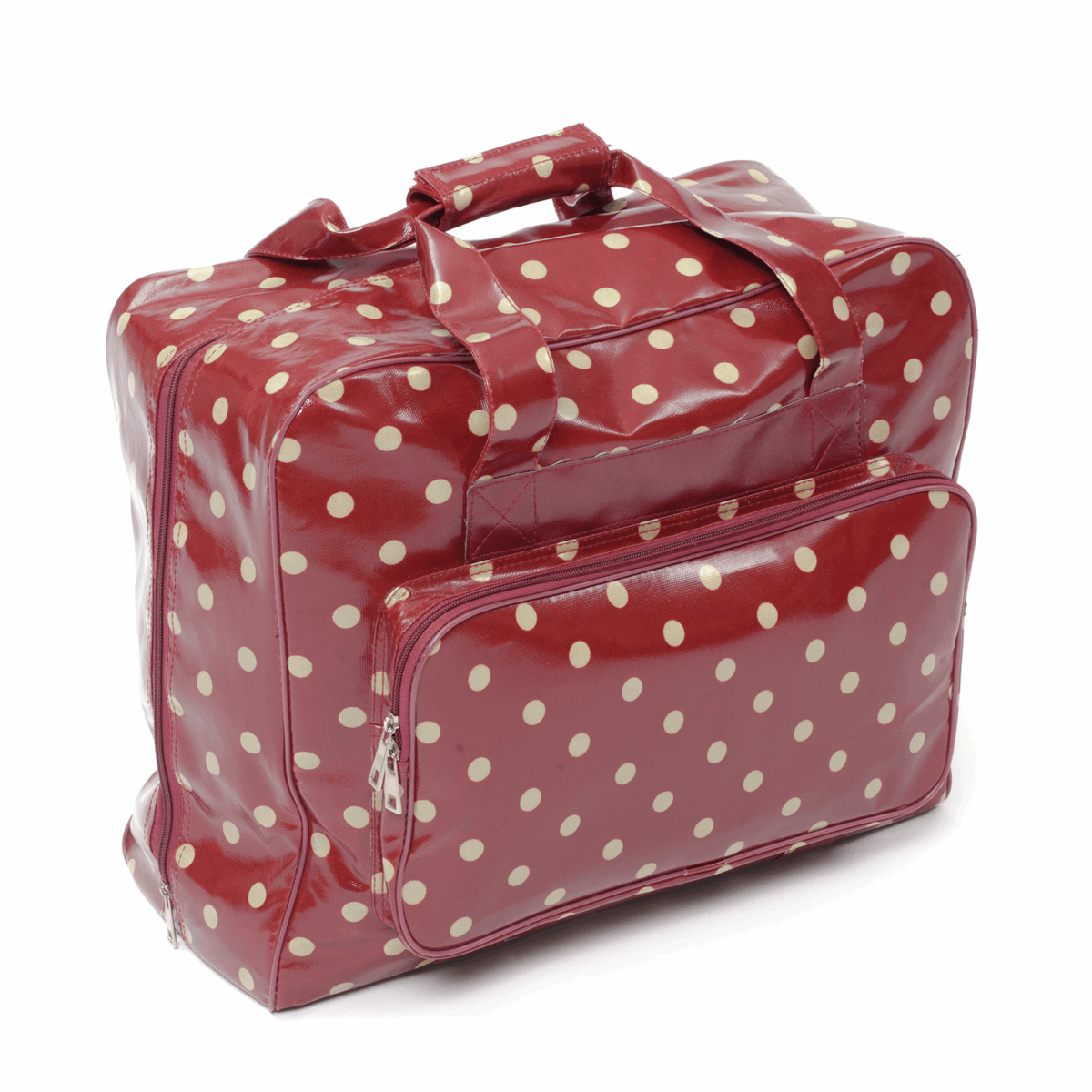Red Spot Sewing Machine Bag * offer *