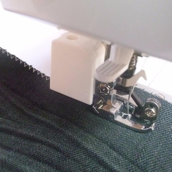 Side Cutter Overlocking Foot - Trims fabric as you sew
