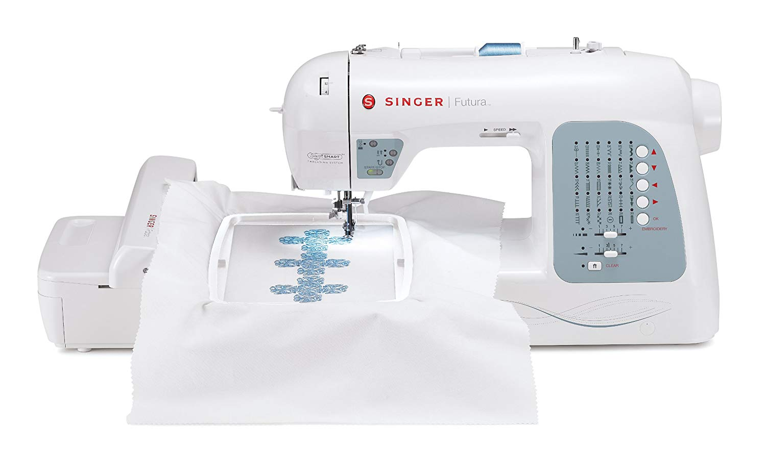 Singer Futura XL400 - Sewing & Embroidery Machine