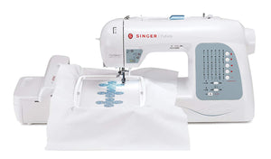 Singer Futura XL400 - Sewing & Embroidery Machine - Good as New