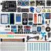 Smraza Complete Starter Kit for Arduino R3 Project with Tutorial, 9V 1A Power Supply Compatible with Arduino R3 Mega2560 Nano (40 Projects)-S20
