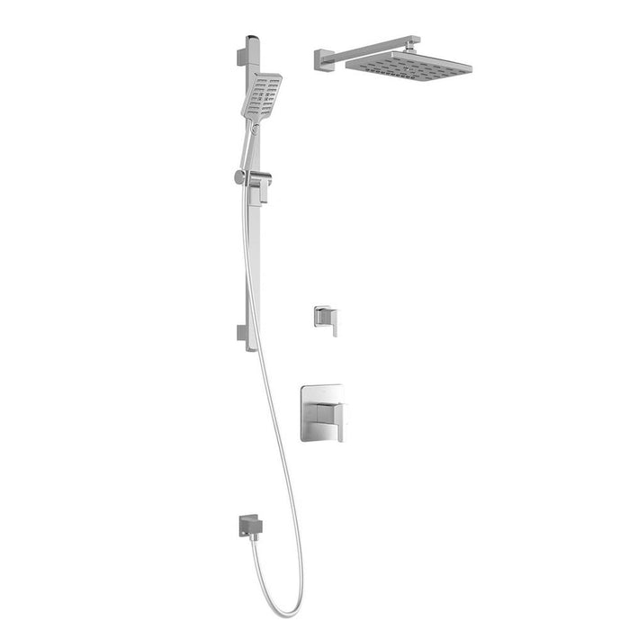 Ensemble de robinet de douche Collection GRAFIK TD2-PREMIA