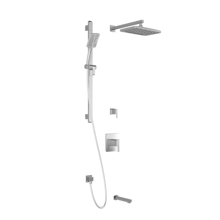 Ensemble de robinet de douche Collection GRAFIK TD3-PREMIA
