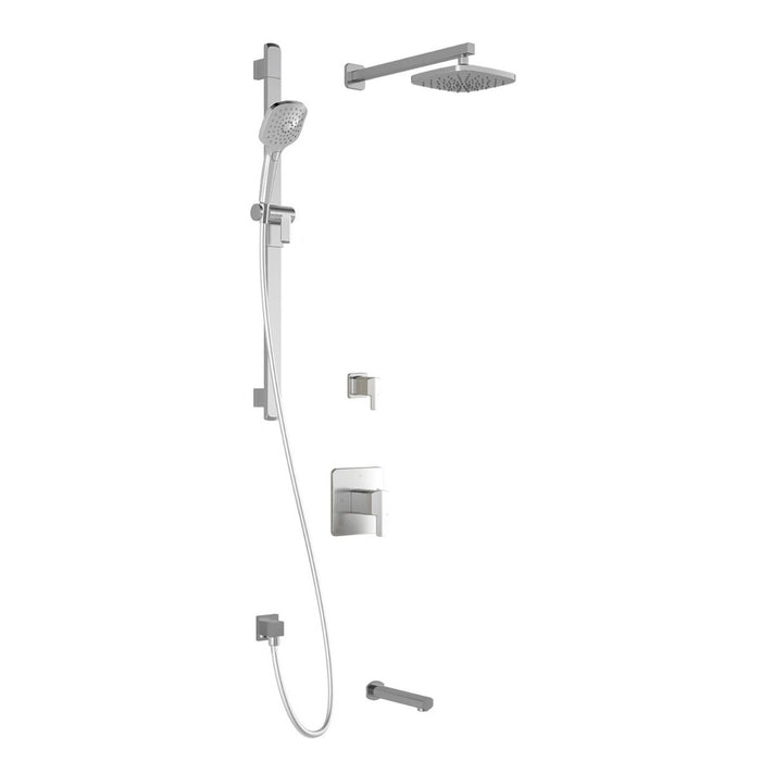 Ensemble de robinet de douche Collection GRAFIK TD3 -  STANDARD
