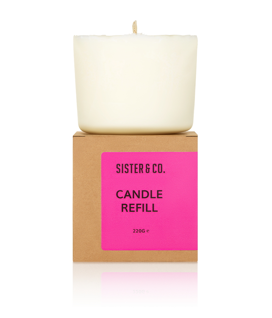 Clean Candle Refill