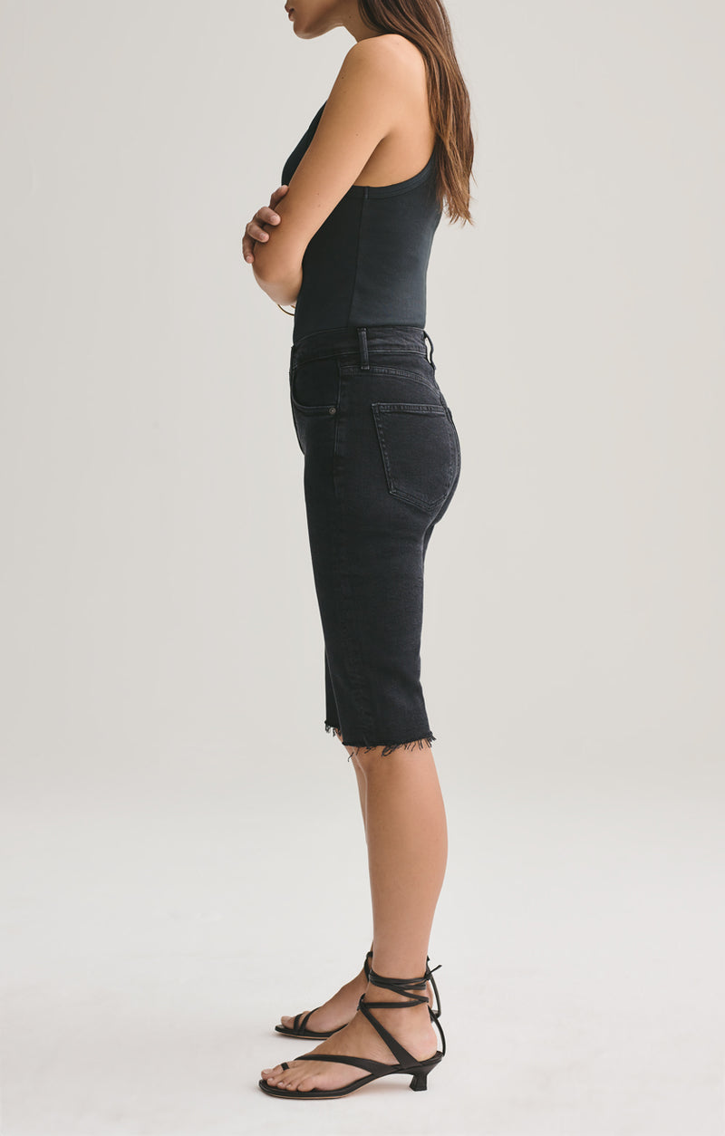 Carrie Long Length Slim Short in Stunner