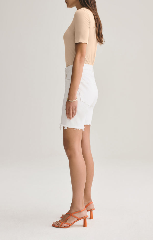 rumi mid length short oyster side